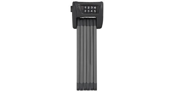 ABUS Bordo Combo 6100/90 Faltschloss schwarz